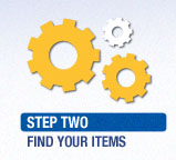Find Your Items - Reserve Online